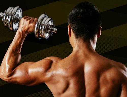 Τραυματισμοί στον ώμο από ασκήσεις με βάρη