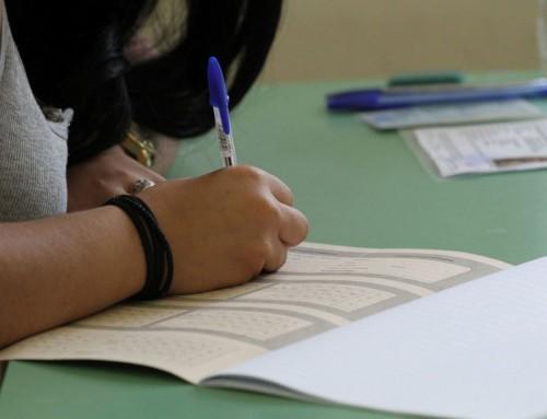 Το άγχος των πανελλήνιων εξετάσεων