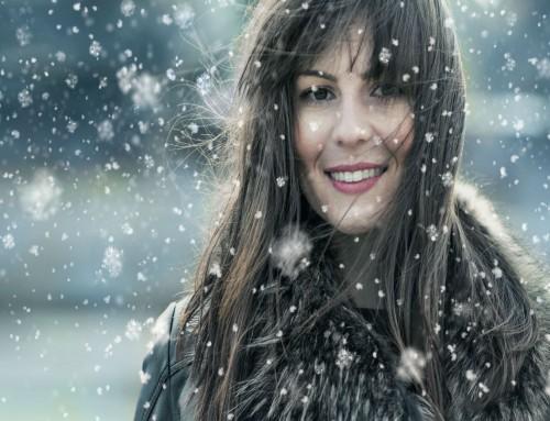 Προστατέψτε τα μαλλιά σας από το κρύο του χειμώνα