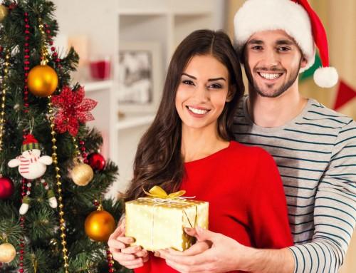 Ξεχωρίστε στις γιορτές με ένα αστραφτερό χαμόγελο που μαγνητίζει!