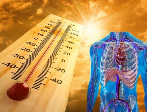 Μέτρα προστασίας της καρδιάς από την υψηλή θερμοκρασία
