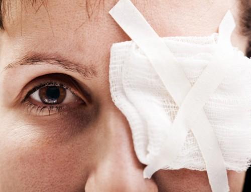 Τραυματισμοί των ματιών στο σπίτι