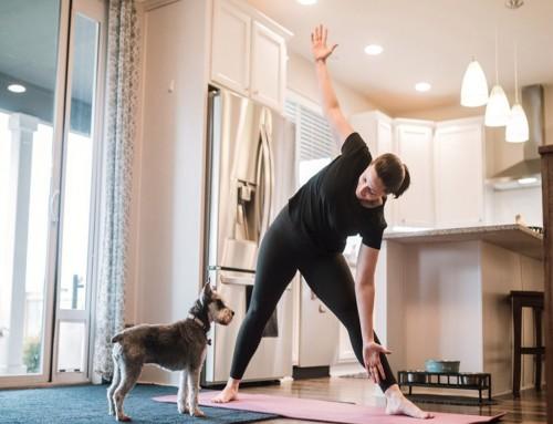 Lockdown και άσκηση στο σπίτι: Τι να προσέχετε